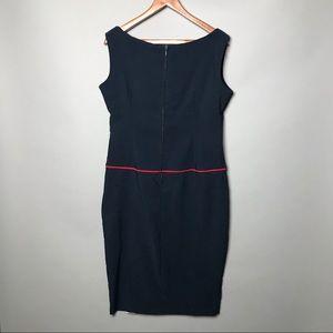 Tatyana Dresses - Tatyana #478 Pin Up Nautical Sailor Sheath Dress